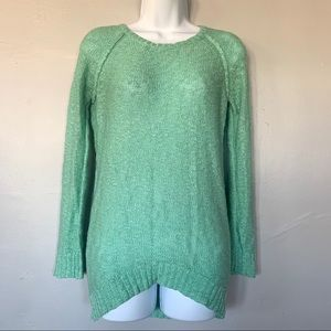 🌻 (3/$15) Charlotte Russe Turquoise Sweater, XS